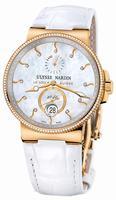 Ulysse Nardin Marine Chronometer 41mm Mens Wristwatch 266-66B/991
