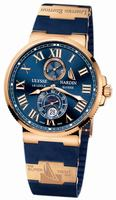 Ulysse Nardin Marine Chronometer 43mm Mens Wristwatch 266-67-3/43YAC
