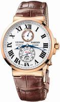 Ulysse Nardin Maxi Marine Chronometer 43mm Mens Wristwatch 266-67-40