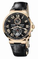Ulysse Nardin Maxi Marine Chronometer 43mm Mens Wristwatch 266-67-42