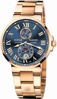 Ulysse Nardin Maxi Marine Chronometer 43mm Mens Wristwatch 266-67-8M-43