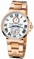 Ulysse Nardin Marine Chronometer 43mm Mens Wristwatch 266-67-8M/40