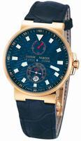 Ulysse Nardin Marine Chronometer Mens Wristwatch 266-68LE