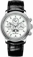 Blancpain Leman Perpetual Calendar Mens Wristwatch 2685F-1127-53B