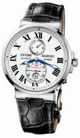 Ulysse Nardin Marine Chronometer Mens Wristwatch 269-65