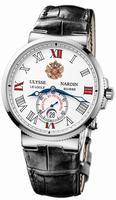 Ulysse Nardin Marine Chronometer Mens Wristwatch 269-69/STP
