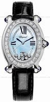 Chopard Happy Sport Oval Ladies Wristwatch 27.7000-2311