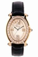 Chopard Happy Sport Oval Ladies Wristwatch 27.7000.2311Y
