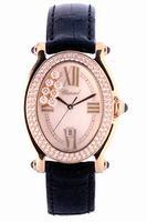 Chopard Happy Sport Oval Ladies Wristwatch 27.7012.23Y