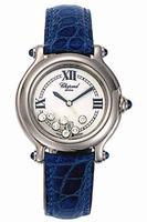 Chopard Happy Sport Ladies Wristwatch 27.8238.23W