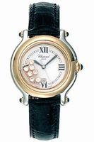 Chopard Happy Sport Ladies Wristwatch 27.8239.23WH