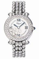 Chopard Happy Sport Ladies Wristwatch 27.8294.23W2R
