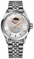 Raymond Weil Freelancer Automatic Open Balance Wheel Mens Wristwatch 2710-ST5-65021