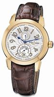 Ulysse Nardin Ulysse I Limited Edition Mens Wristwatch 272-88