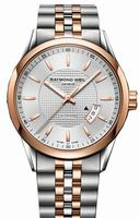 Raymond Weil Freelancer Automatic Date Mens Wristwatch 2730-SP5-65021