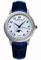Raymond Weil Maestro Moonphase Ladies Wristwatch 2739-LS3-05909