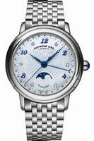 Raymond Weil Maestro Moonphase Ladies Wristwatch 2739-ST-05985