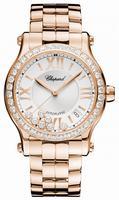 Chopard Happy Sport Round 36mm Ladies Wristwatch 274808-5004