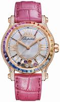 Chopard Happy Sport Round 36mm Ladies Wristwatch 274891-5007