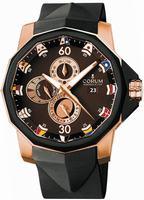 Corum Admirals Cup Tides 48 XL Mens Wristwatch 277-931-91-0371-AG42