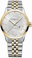 Raymond Weil Freelancer Automatic Date 38mm Mens Wristwatch 2770-STP-65021
