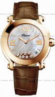 Chopard Happy Sport Edition 2 Ladies Wristwatch 277471-5002