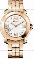 Chopard Happy Sport Edition 2 Ladies Wristwatch 2774725001