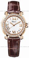 Chopard Happy Sport Edition 2 Ladies Wristwatch 277473-5001