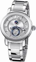 Ulysse Nardin Macho Palladium 950 Mens Wristwatch 278-70-8/609