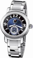 Ulysse Nardin Macho Palladium 950 Mens Wristwatch 278-70-8/632