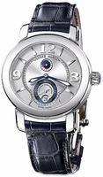 Ulysse Nardin Macho Palladium 950 Mens Wristwatch 278-70.609