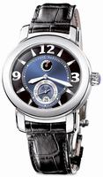 Ulysse Nardin Macho Palladium 950 Mens Wristwatch 278-70.632
