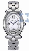 Chopard Happy Sport Oval Ladies Wristwatch 27841823
