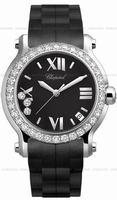 Chopard Happy Sport Round Ladies Wristwatch 278475-3017