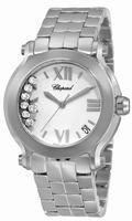 Chopard Happy Sport Round 36mm Ladies Wristwatch 278477-3001