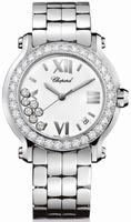 Chopard Happy Sport Edition 2 Ladies Wristwatch 278478-2001