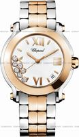 Chopard Happy Sport Edition 2 Ladies Wristwatch 278488-9001