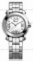Chopard Happy Sport Round 30mm Ladies Wristwatch 278509-3002