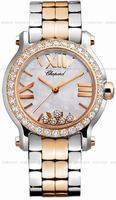 Chopard Happy Sport Round Ladies Wristwatch 278509-6005