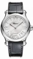 Chopard Happy Sport Round 36mm Ladies Wristwatch 278559-3001