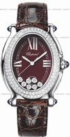 Chopard Happy Sport Oval Ladies Wristwatch 278953-2004