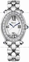 Chopard Happy Sport Oval Ladies Wristwatch 278991-2001