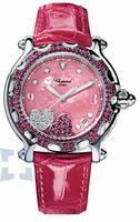 Chopard Happy Sport Ladies Wristwatch 28.8944-21