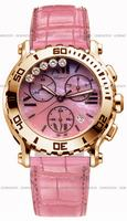 Chopard Happy Sport Round Chronograph Ladies Wristwatch 283581-5006