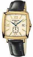 Raymond Weil Tradition Mechanical Mens Wristwatch 2836-P-00807