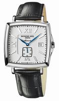 Raymond Weil Tradition Mechanical Mens Wristwatch 2836-ST-00307