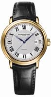 Raymond Weil Maestro Date Mens Wristwatch 2837-PC-00659