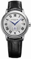 Raymond Weil Maestro Small Seconds Mens Wristwatch 2838-STC-00659
