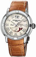 Raymond Weil Parsifal Automatic Mens Wristwatch 2843-STC-00808