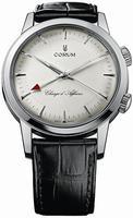 Corum Vintage Collection Charge d' Affaires Mens Wristwatch 286.253.59-0001-BA58